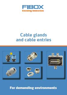 Bildergebnis für fibox cable gland